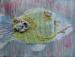 Der ersre Fisch. Ein Gemeinschaftswerk mit Ingrid Hauff